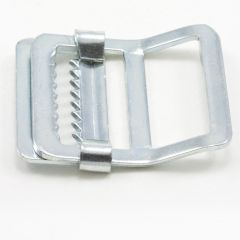 Tongueless Buckle #635 Zinc Plated 1""