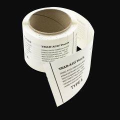 "Tear-Aid Roll Patch Fabric Type A 3"" x 30'"