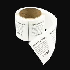 "Tear-Aid Roll Patch Vinyl Type B 3"" x 30'"