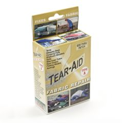 Tear-Aid Retail Patch Kit Variety with Display