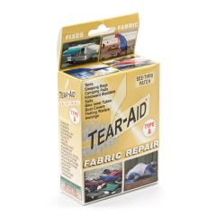 Tear-Aid Retail Patch Kit Fabric Type A 20 Pack with Display