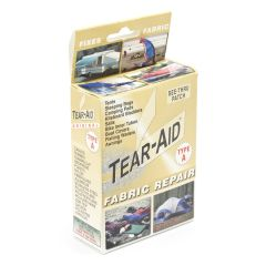 Tear-Aid Retail Patch Kit Fabric Type A
