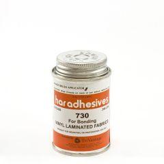 HAR Bonded Vinyl-Laminate Adhesive 730 4-oz Brushtop Can