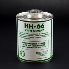 HH-66 Vinyl Cement 1-qt Brushtop Can