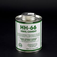 HH-66 Vinyl Cement 1-pt Brushtop Can