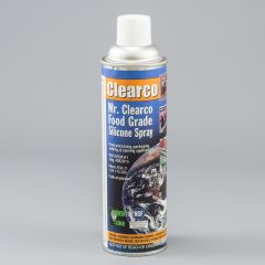 Mr. Clearco Food Grade Silicone Spray 13-oz