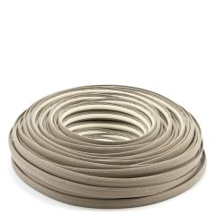 Steel Stitch Sunbrella® Covered ZipStrip w/ Tenara Thread 160' Taupe 4648 (Full Rolls Only)