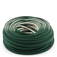 Steel Stitch Sunbrella® Covered ZipStrip w/ Tenara Thread 160' Forest Green 4637 (Full Rolls Only)