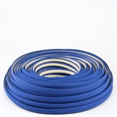 Steel Stitch Sunbrella® Covered ZipStrip w/ Tenara Thread 160' Mediterranean Blue 4652 (Full Rolls Only)