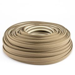 Steel Stitch Sunbrella® Covered ZipStrip 160' Beige 6020 (Full Rolls Only)