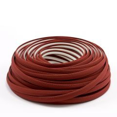 Steel Stitch Sunbrella® Covered ZipStrip 160' Terracotta 6022 (Full Rolls Only)