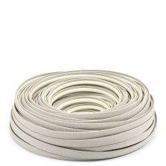 Steel Stitch Sunbrella® Covered ZipStrip 160' Cadet Grey 6030 (Full Rolls Only)