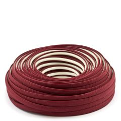 Steel Stitch Sunbrella® Covered ZipStrip 160' Burgundy 6031 (Full Rolls Only)