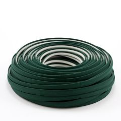 Steel Stitch Sunbrella® Covered ZipStrip 160' Forest Green 6037 (Full Rolls Only)