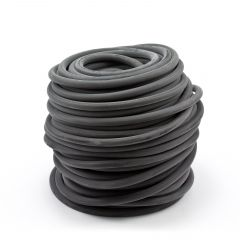 "Synthetic Rubber (EPDM) Rope 7/16"" Coil 933043701 (150 feet)"