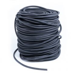"Synthetic Rubber (EPDM) Rope 7/16"" Coil 933043703 (600 feet)"