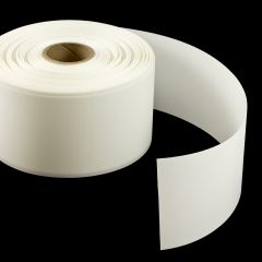 "Bainbridge Dacron Tape 4"" x 100 yd White 6 oz."