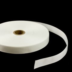 "Nylon Tape 1"" White 281/N0088 (100 yards)"