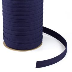 "Sunbrella® Binding 1"" Captain Navy 4646 2ET (100 yards)"