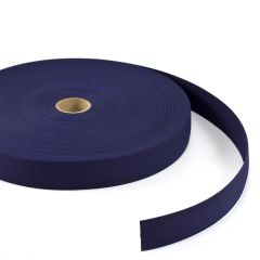 "Sunbrella® Facing 1-1/2"" Captain Navy 4646 (60 yards)"