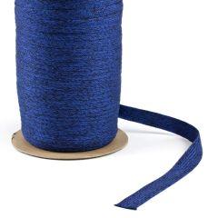 """Sunbrella® Braid 13/16"""" Mediterranean Blue Tweed 681-ABA53 (100 yards)"""