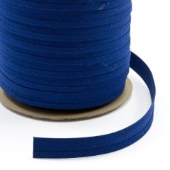 "Sunbrella® Binding Bias Cut 3/4"" Royal Blue Tweed 4617 2ET (100 yards)"