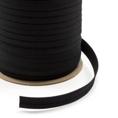 "Sunbrella® Binding Bias Cut 3/4"" Black 4608 2ET (100 yards)"