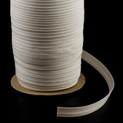 "Sunbrella® Binding Bias Cut 3/4"" Oyster 4642 2ET (100 yards)"