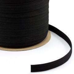 """Sunbrella® Binding 7/8"""" Black 4608 2ET (100 yards)"""