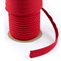 "Sunbrella® Twist Cord-Edge 3/8"" Crimson 07313-4603"