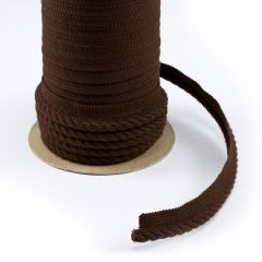 "Sunbrella® Twist Cord-Edge 3/8"" Chocolate 07313-4621"