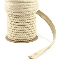"Sunbrella® Twist Cord-Edge 3/8"" Almond 07313-4633"
