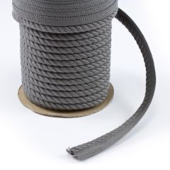 "Sunbrella® Twist Cord-Edge 3/8"" Graphite 07313-4644"