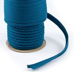 "Sunbrella® Twist Cord-Edge 3/8"" Deep Sea 07313-5418"
