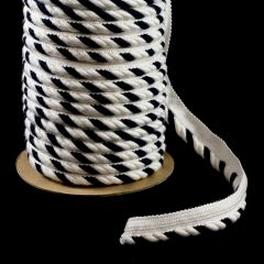 "Sunbrella® Twist Cord-Edge 3/8"" Nautical 07532-CE"