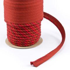"""Sunbrella® Twist Cord-Edge 3/8"""" Flame 08348-CE"""
