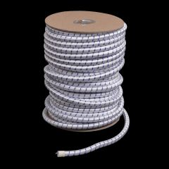 "Polypropylene Covered Elastic Cord 3/8"" M-6 (100 feet)"