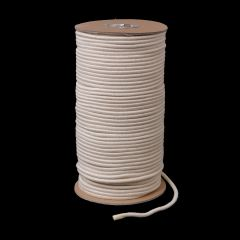 "Cotton Covered Elastic Cord 1/8"" 130 (300 feet)"