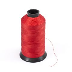 Premofast Non-Wicking Thread Size 92+ Ruby Red 8 oz.