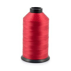 PremoBond Thread Bonded Polyester BPT Size 92 (Tex 90) Red 8 oz.