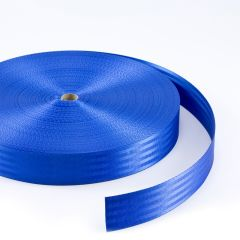 "Polyfab Shade Sail Edge Webbing 2"" Blue (109 yards)"