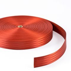 "Polyfab Shade Sail Edge Webbing 2"" Bronze (109 yards)"