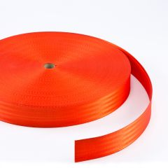 "Polyfab Shade Sail Edge Webbing 2"" Antec Oranage (109 yards)"