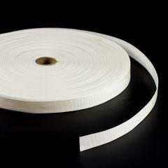 """Nylon Webbing 1"""" White N0015CD(100 yards)"""