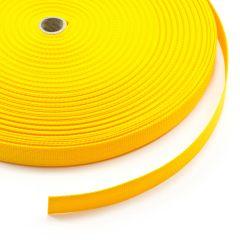 "Polypropylene Webbing 7166/P0001 1"" Light Gold (100 yards)"