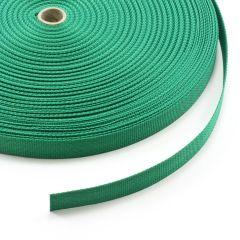 """Polypropylene Webbing 7166/P0001 1"""" Green (100 yards)"""