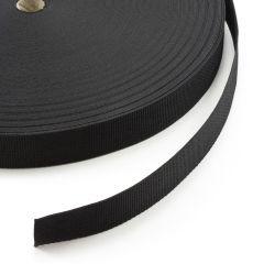 "Polypropylene Webbing 7166/P0001 1-1/2"" Black (100 yards)"