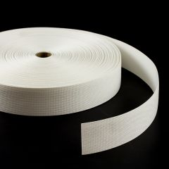 "Dacron Webbing S0009 2"" White (50 yards)"