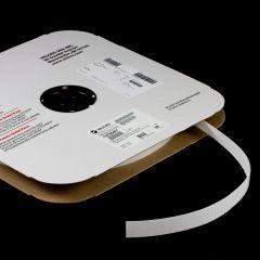 """VELCRO Brand Nylon Tape Hook #88 Standard Backing 1"""" White 193087 (50 yards)"""