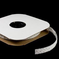 """VELCRO Brand Nylon Tape Hook #88 Adhesive Backing 1"""" White 191033 (25 yards)"""